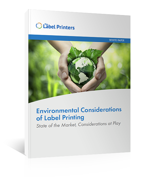 Download the white paper: Environmental Considerations of Label Printing